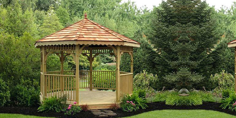 wpc gazebo suppliers in india